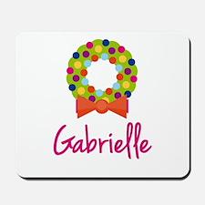 Christmas Wreath Gabrielle Mousepad