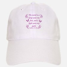 Inspirational Bible sayings Baseball Baseball Cap