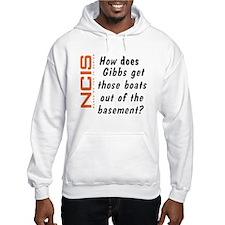 NCIS - Gibbs' Boats Hoodie