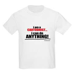 I am a cartoonist T-Shirt
