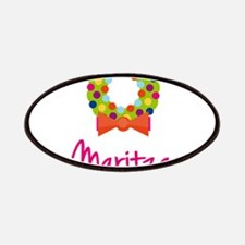 Christmas Wreath Maritza Patches