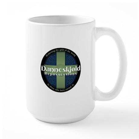 Danneskjold Large Mug