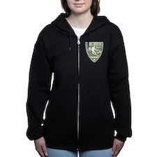 i'm an afternoon napper women's raglan hoodie