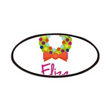 Christmas Wreath Eliza Patches