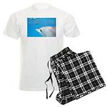 Off the Hook Men's Light Pajamas