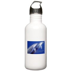 Let It Begin With Me Water Bottle