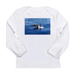 Let Divine Orchestration Long Sleeve Infant T-Shir