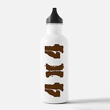 Off Road 4 x 4 Water Bottle