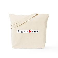 Augusta loves me Tote Bag