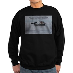 Honor Your Feelings Sweatshirt (dark)