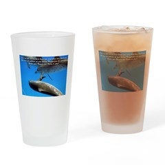Grab Your Nuggets Drinking Glass
