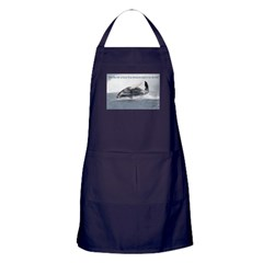 Give Your Gift Apron (dark)