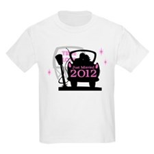 Drive In Newlyweds 2012 T-Shirt