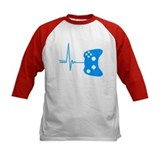Gamer heart beat Baseball Jersey