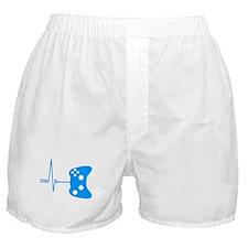 Gamers Heart Beat Boxer Shorts