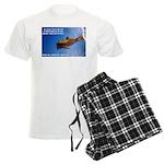 Divine Plan Men's Light Pajamas
