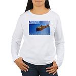 Divine Plan Women's Long Sleeve T-Shirt