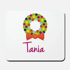 Christmas Wreath Tania Mousepad