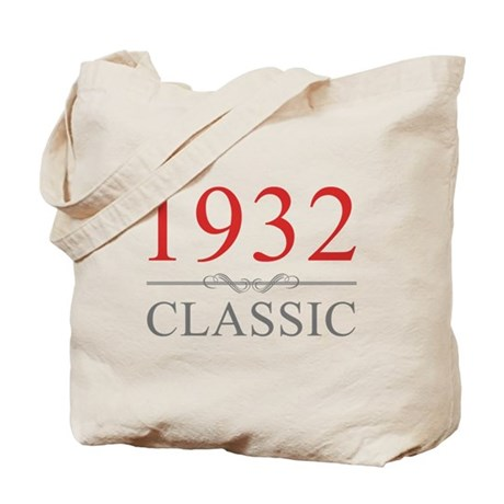 1932 Classic Tote Bag