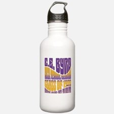 C.E. Byrd Reunion Type only Water Bottle
