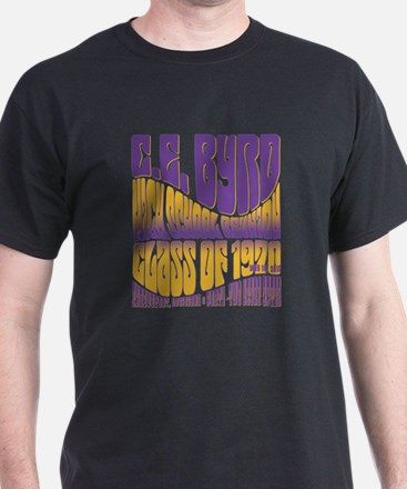 C.E. Byrd Reunion Type only T-Shirt
