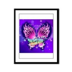 You Are A Gift From God Framed Panel Print