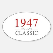 1947 Classic Decal