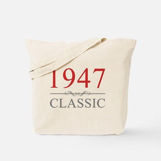 1947 Classic Tote Bag