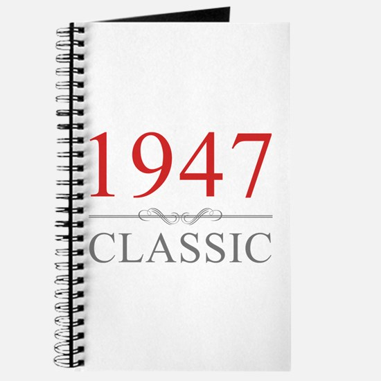 1947 Classic Journal
