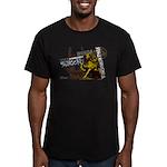 Men's Fitted Honda Tadakatsu T-Shirt (dark)