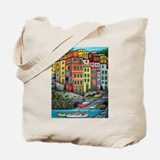 Cinque Terre Tote Bag