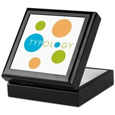 Typology Keepsake Box