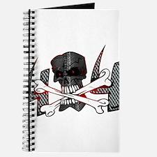 4x4 Evil Skull Journal