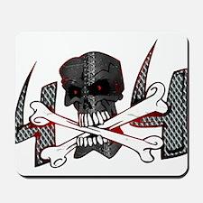 4x4 Evil Skull Mousepad