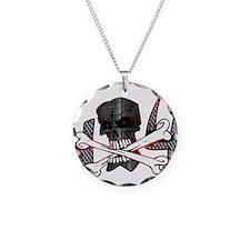 4x4 Evil Skull Necklace