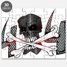 4x4 Evil Skull Puzzle