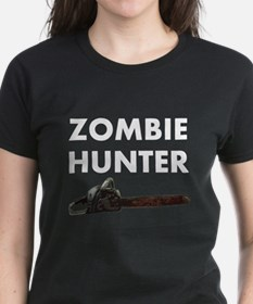 Zombie Hunter Chainsaw Tee
