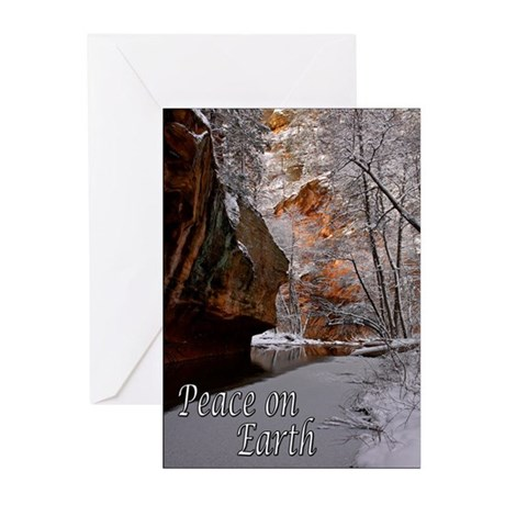 Peace on Earth...Greeting Cards (Pk of 10)
