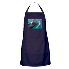 Blaze Your Own Trail Apron (dark)