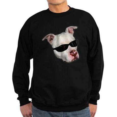 Cool Pitbull Sweatshirt (dark)