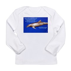 Be Know Feel Long Sleeve Infant T-Shirt