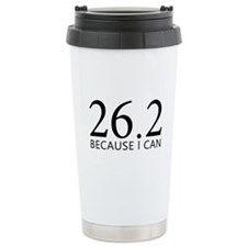 Cute Marathon Travel Mug