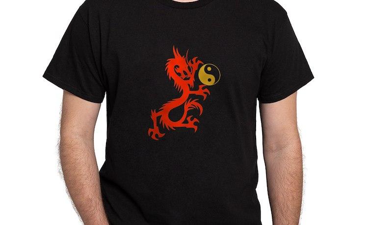 Yin Yang Anime T Shirts, Shirts & Tees | Custom Yin Yang Anime ...