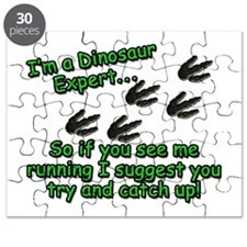 Cute Paleontology Puzzle