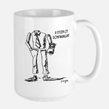 Citizen of Gondwanaland Large Mug