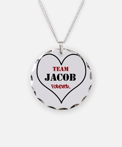 Team Jacob Necklace
