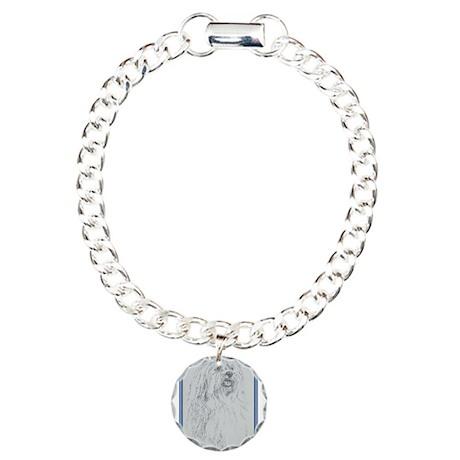Havanese Charm Bracelet, One Charm