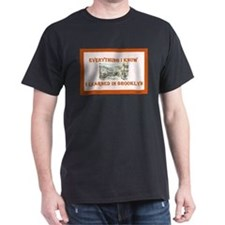Everything I know T-Shirt