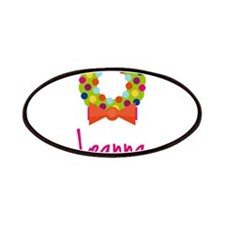 Christmas Wreath Leanna Patches