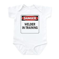 Welder Infant Bodysuit